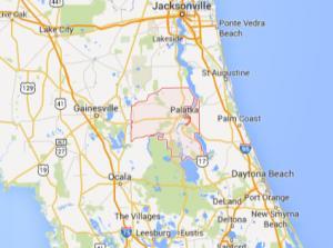 Google Maps Putnam